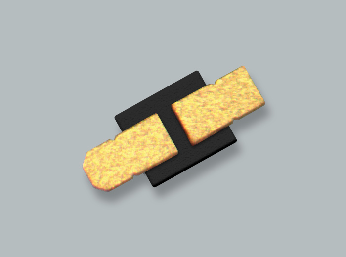 SemiGen beam lead capacitors